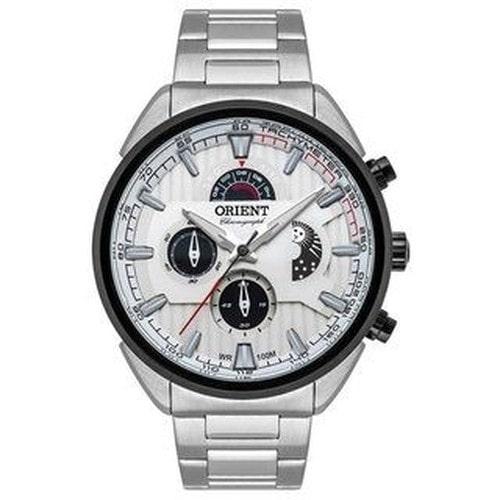 Relógio Orient Masculino Chronograph  MBSSC202S1SX