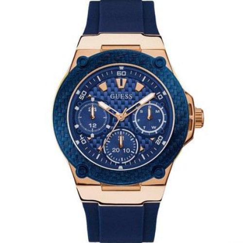 Relógio Guess feminino azul neo sport  92684LPGSRU1