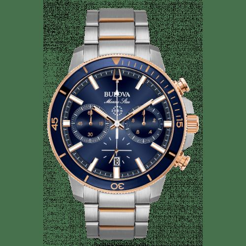 Relógio Bulova Marine Star 98B301