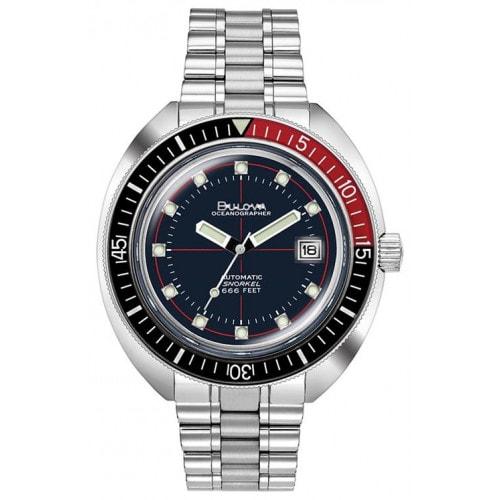 Relógio Bulova Oceanographer  98B320