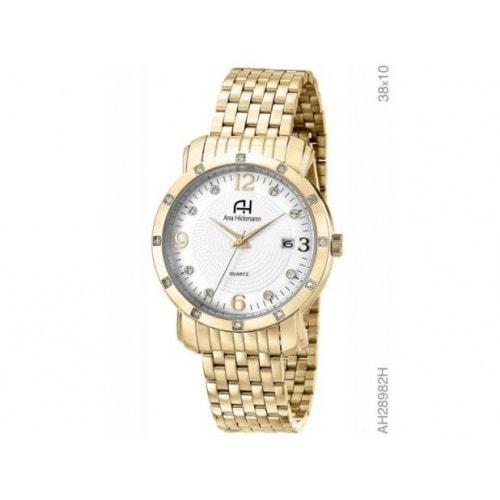 Relógio Ana Hickamann AH28982H Dourado