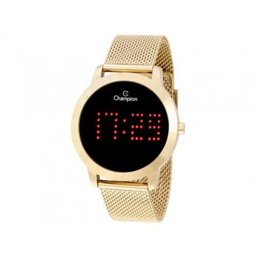 Relógio Champion DigitalL Dourado CH40017V