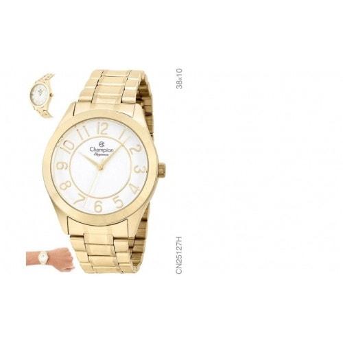 Relógio Champion Dourado CN25127H