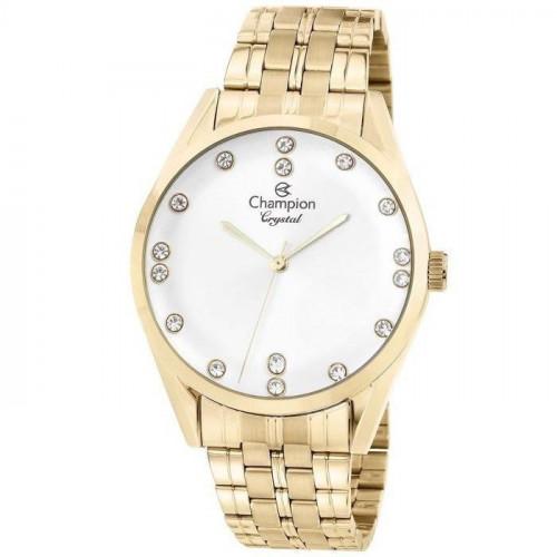 Relógio Champion Dourado CN25547H