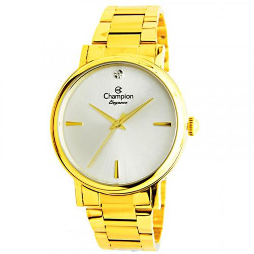 Relógio Champion Dourado CN25896H