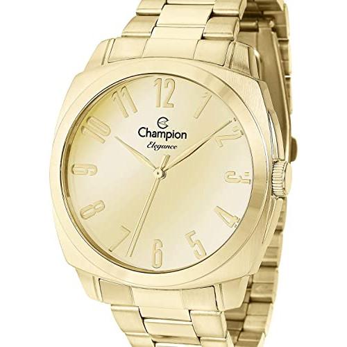 Relógio Champion Dourado CN27741G