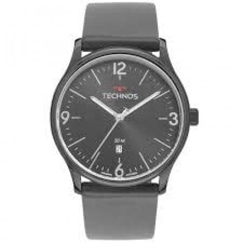 Relógio Technos Steel 2115MUO/2C Masculino - Grafite