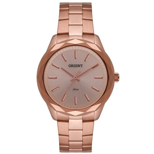 Relógio Orient Eternal Feminino Analógico FRSS0052 Rose Gold