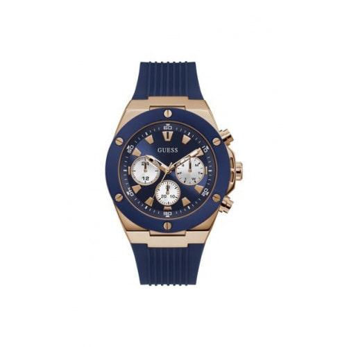 Relógio Guess masculino azul neo sport GW0057G2