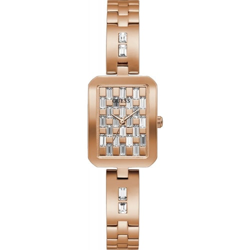 Relógio Guess Feminino rose gold GW0102L3
