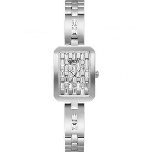 Relógio Guess Feminino prateado GW0102L1