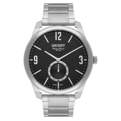 Relógio Orient Eternal Masculino Analógico MBSS0004 Prata