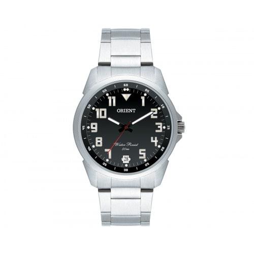 Relógio Orient Masculino Quartz MBSS1154A Prata