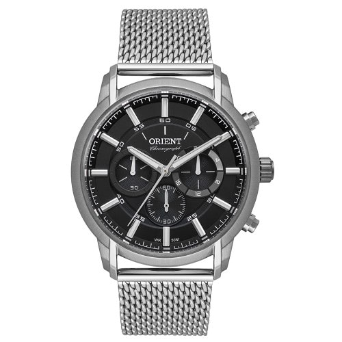 Relógio Orient Neo Sports MBSSC210  Prata
