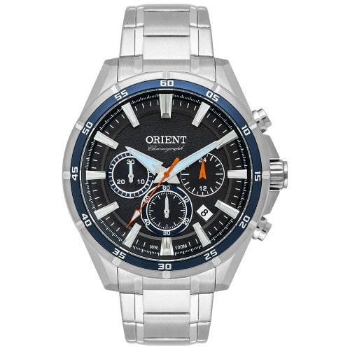 Relógio Orient Sport Masculino Chronograph  MBSSC220G1SX
