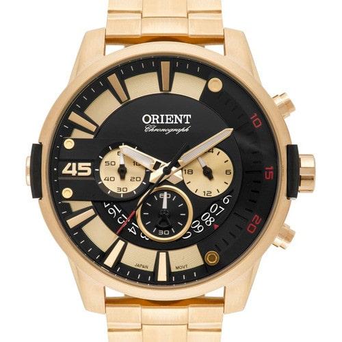 Relógio Orient Neo Sports MGSSC026 Dourado