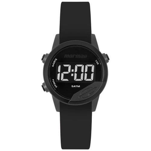 Relógio Feminino Digital Mormaii Mude MO4100AC8P