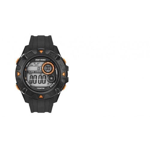 Relógio Digital Mormaii Wave Preto MO9390/8L