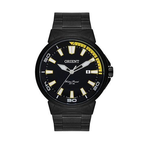 Relógio Orient Sport Masculino Analógico MPSS1018 Preto