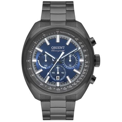 Relógio Orient Sport Masculino Cronógrafo MYSSC013 Preto